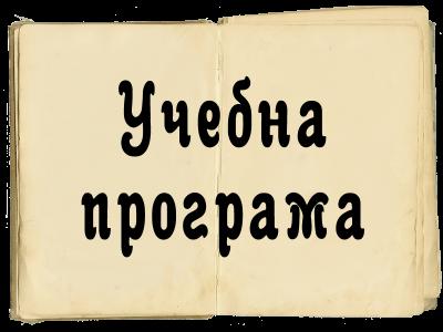 Програма - НУ П. Р. Славейков - Роман