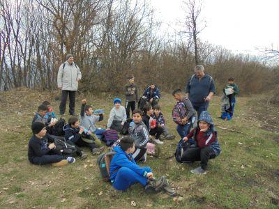 """Поход на група """"Туризъм и екологично възпитание"""" - Изображение 1"""