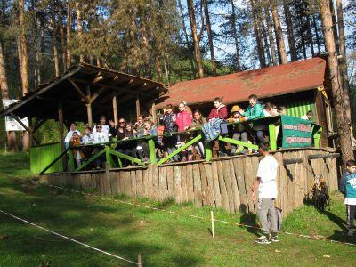 VI-ти Национален пролетен туристически събор в гр. Тетевен - НУ П. Р. Славейков - Роман
